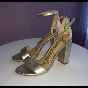 Sam Edelman block heels!